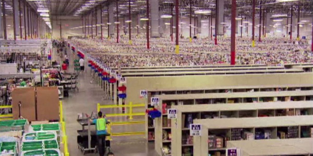 Amazon scouting out potential site in Bessemer for fulfillment center