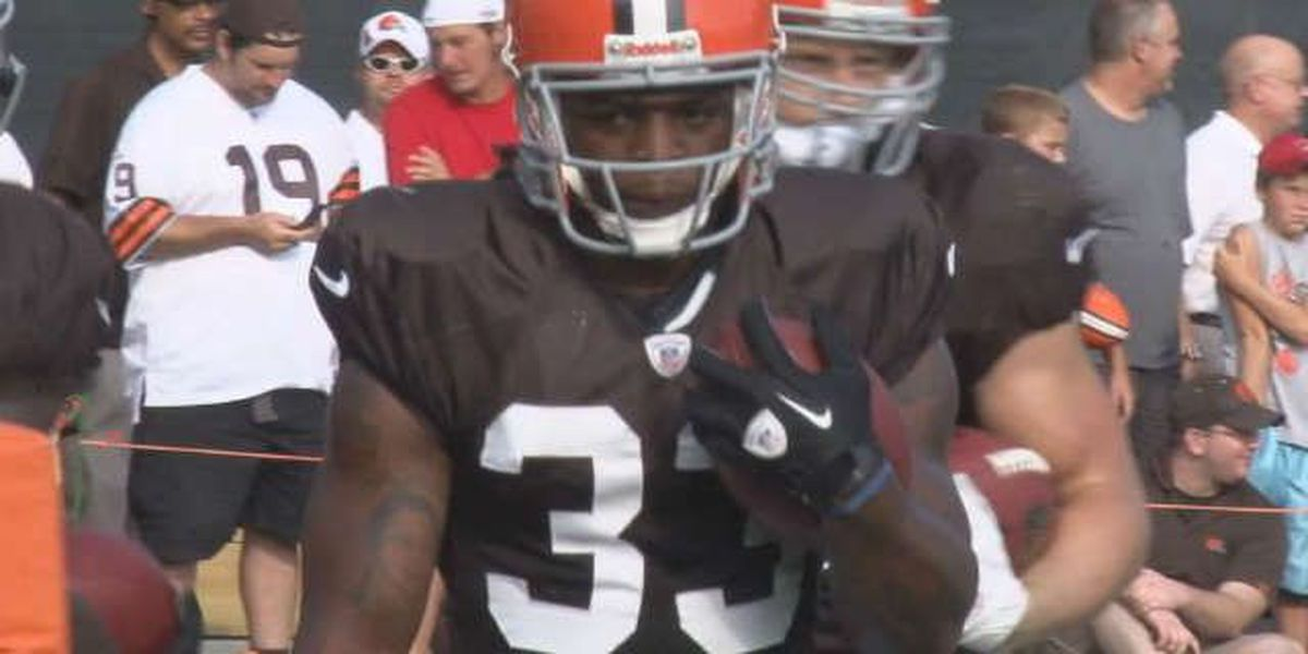 Trent Richardson creating new platform for youth sports in B'ham