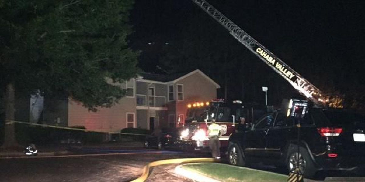 Clare is live at 5 a.m. with more on a Shelby Co. apartment fire that damaged 18 units