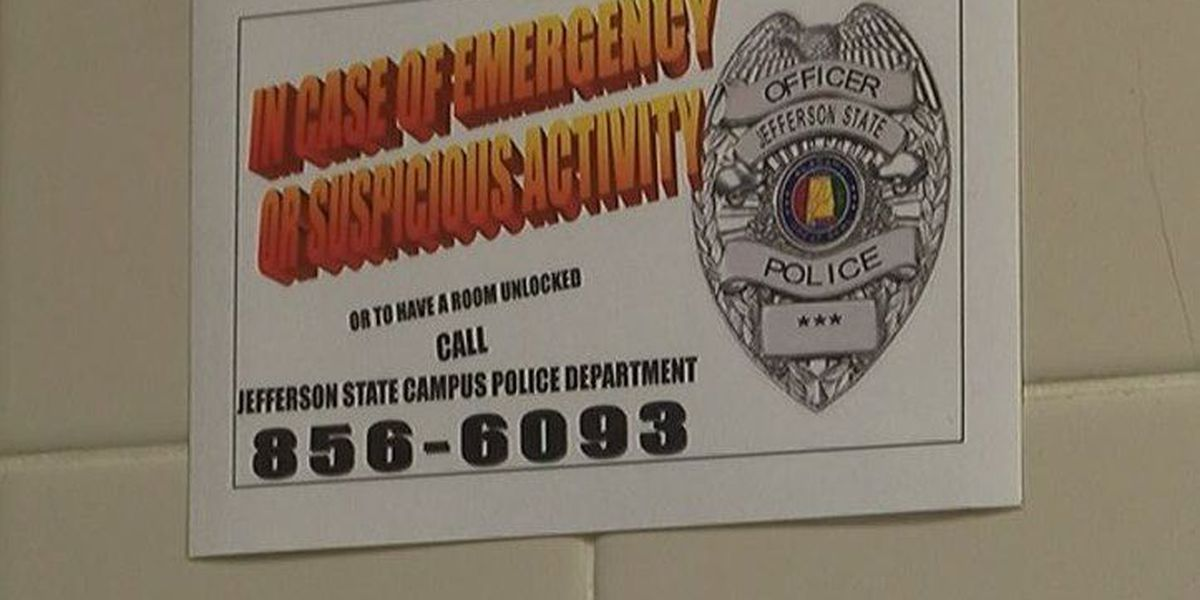 Jeff State discusses campus safety after OR shooting and we're tracking Hurricane Joaquin