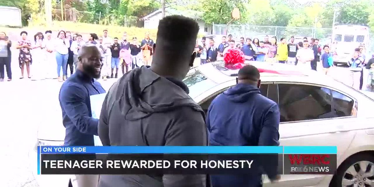 AL Piggly Wiggly employee rewarded with car after good deed