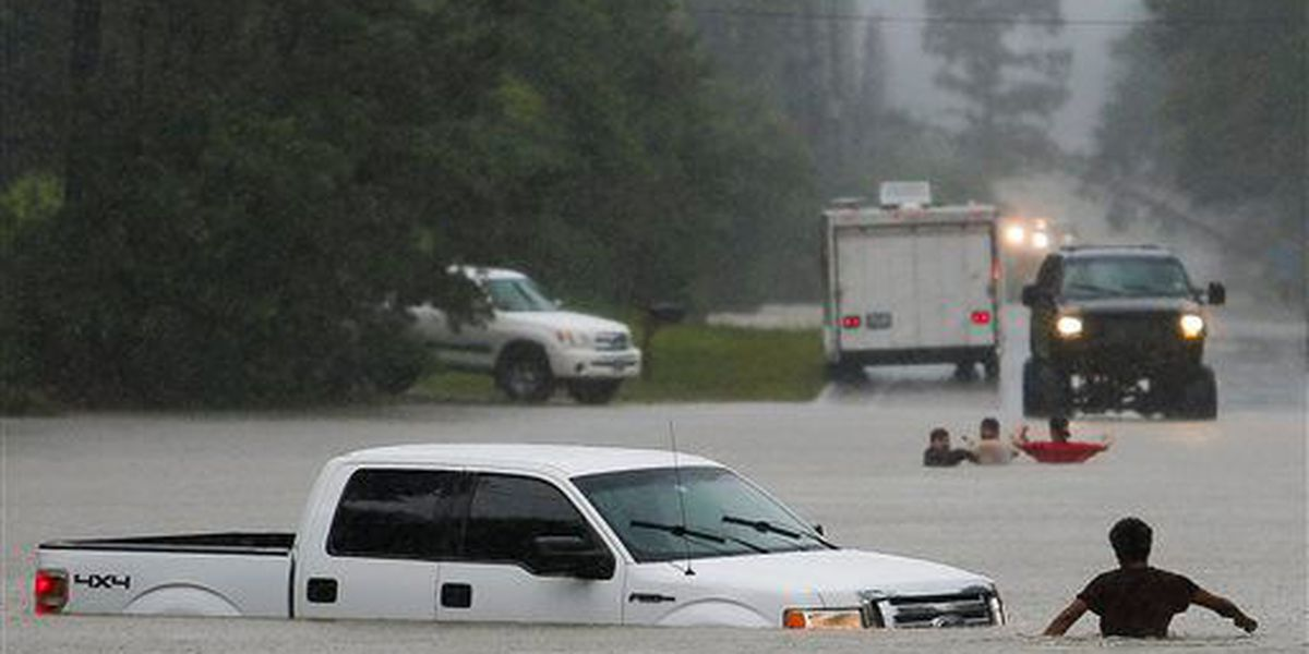 Several dead in Texas, Kansas flooding; We'll have the latest at 5 a.m.