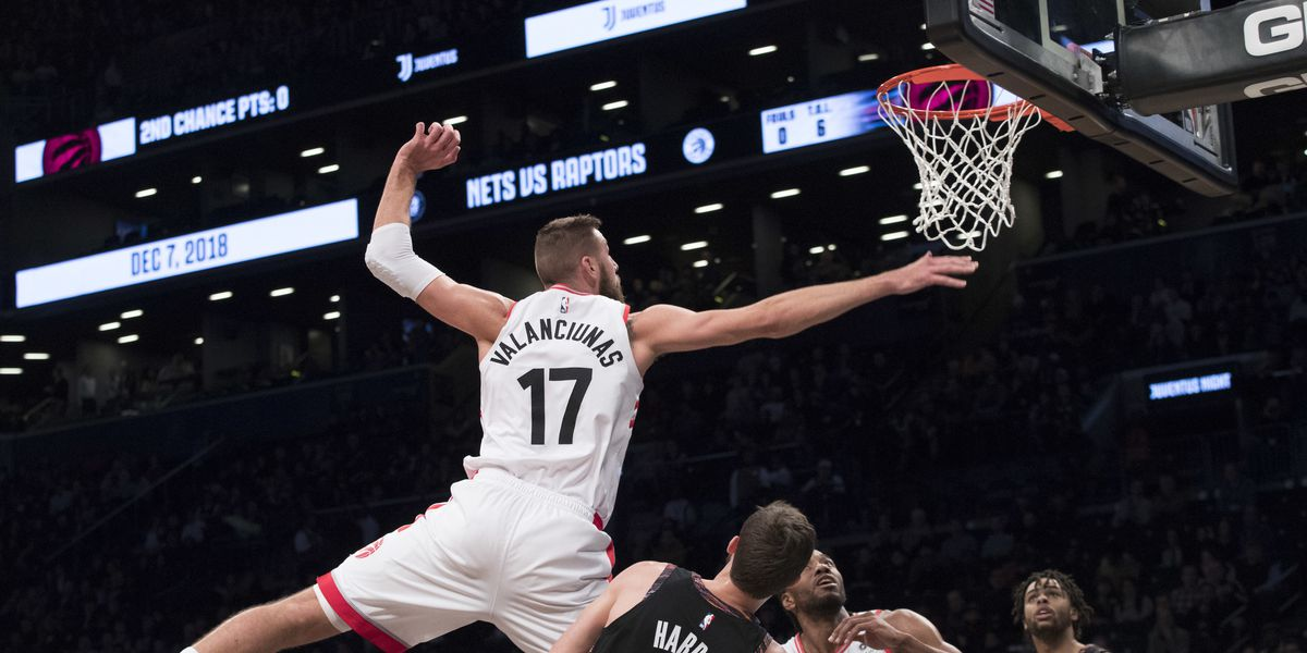 Nets end 8-game skid by edging Raptors 106-105 in OT