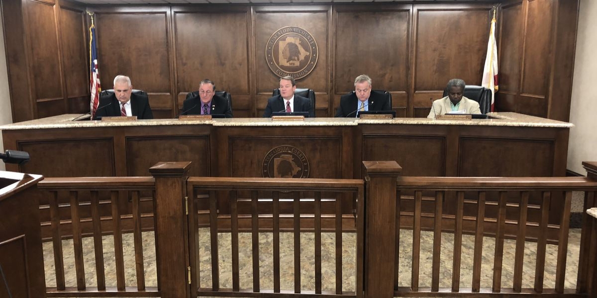 Tuscaloosa County Commissioners declare state of emergency over coronavirus