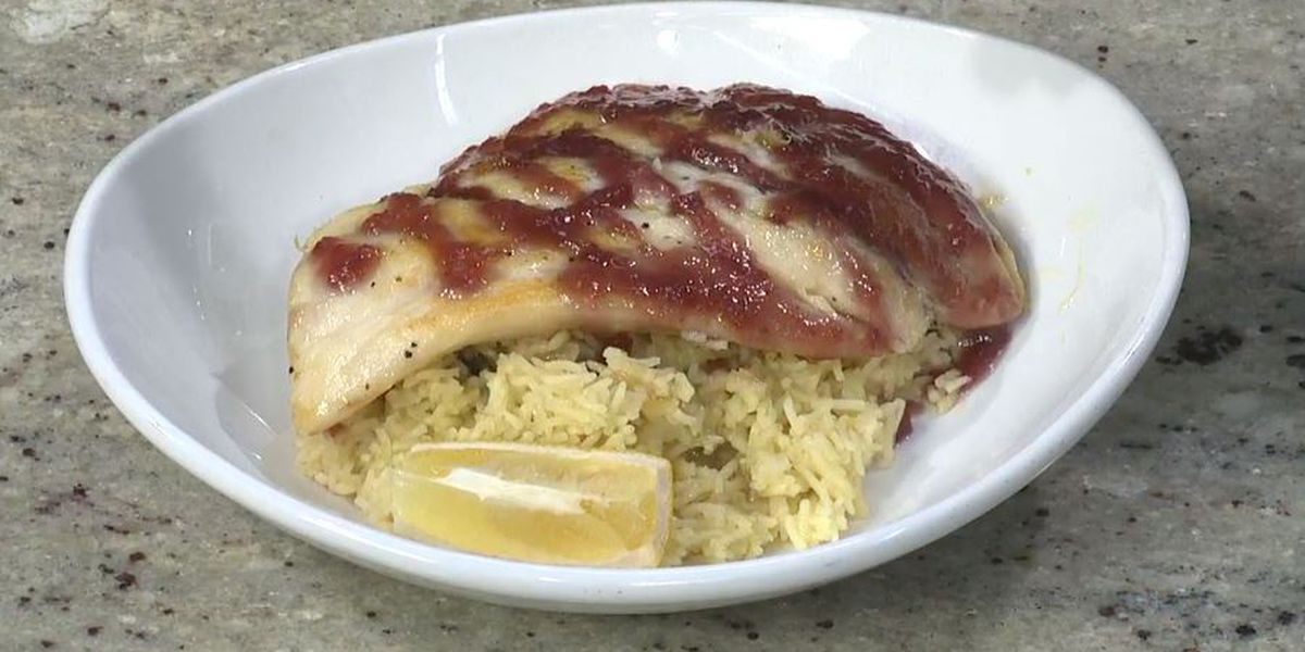 FIVE: Red Snapper & Basmati Rice