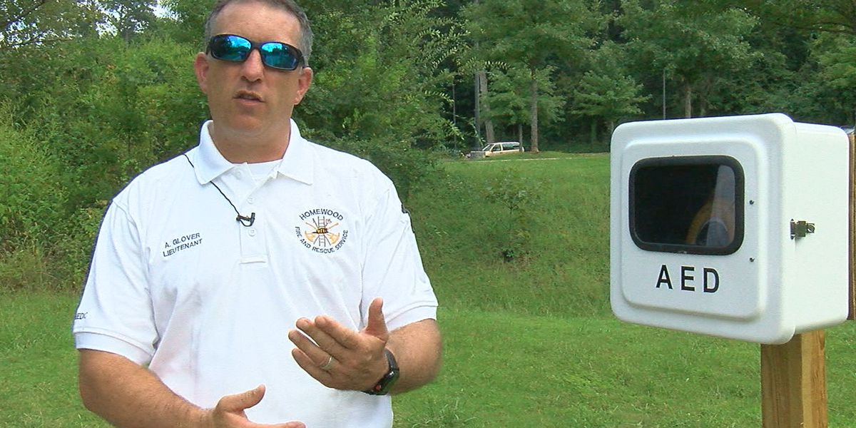 Defibrillators at the Lakeshore-Greenway trail saving lives