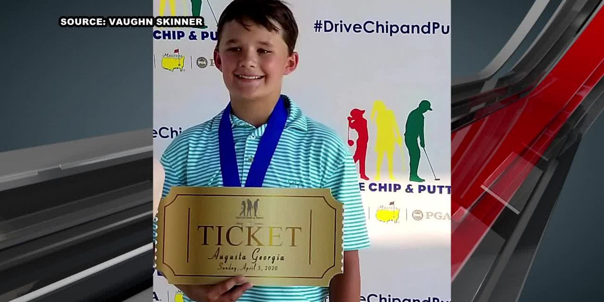 VIDEO; Jackson Skinner Drive Chip and Putt