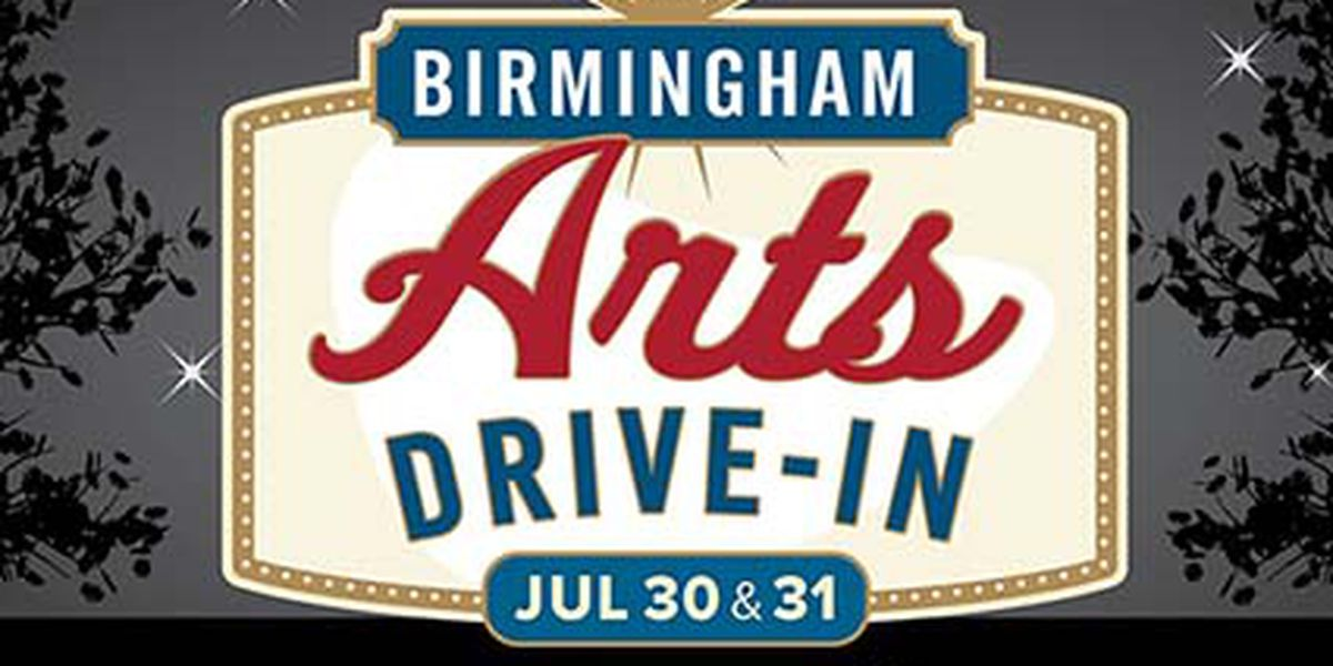 Free Birmingham performing arts events with Birmingham Arts Drive-In
