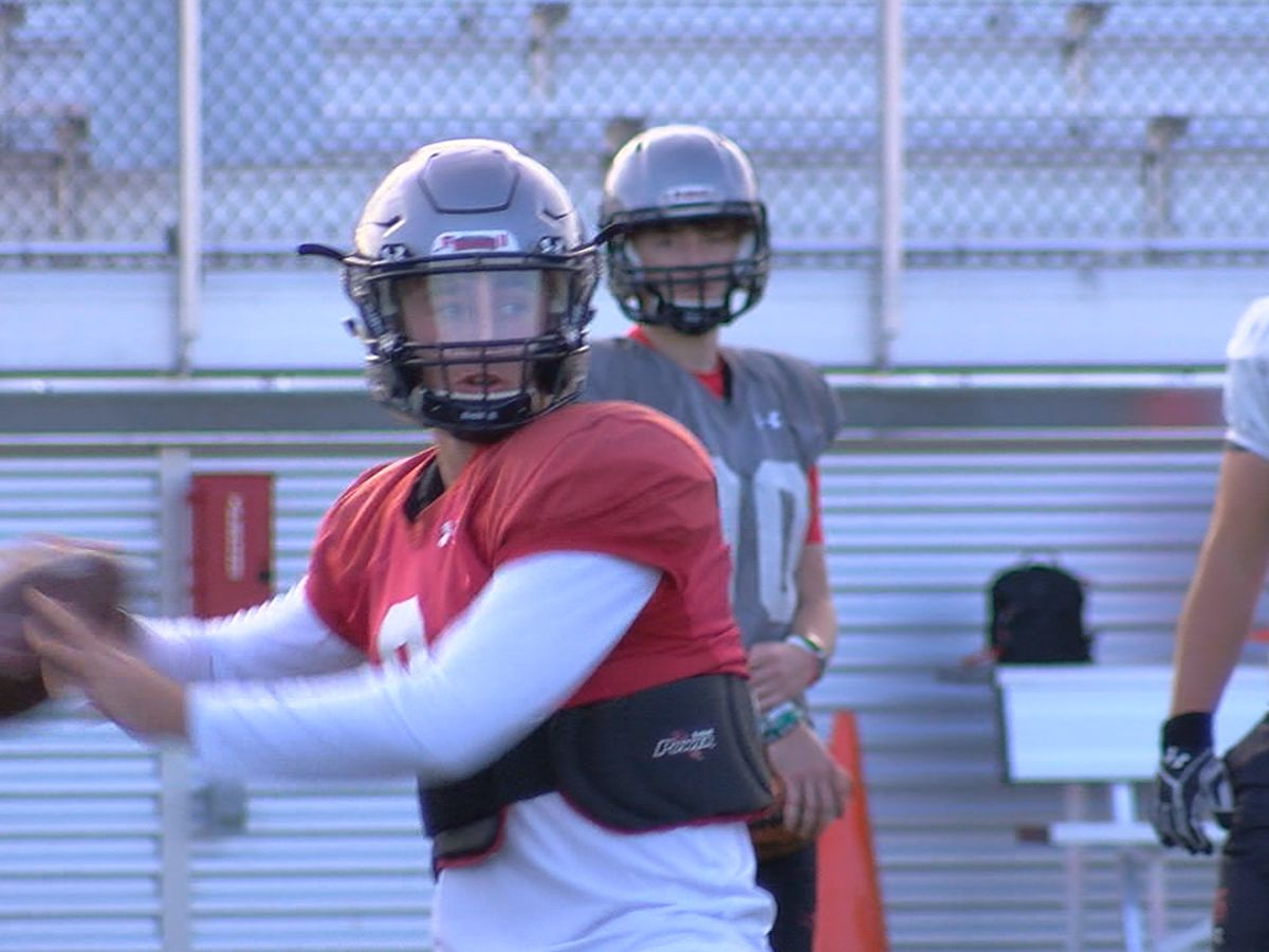 Thompson ready for rematch vs. Hoover in 7A semifinals