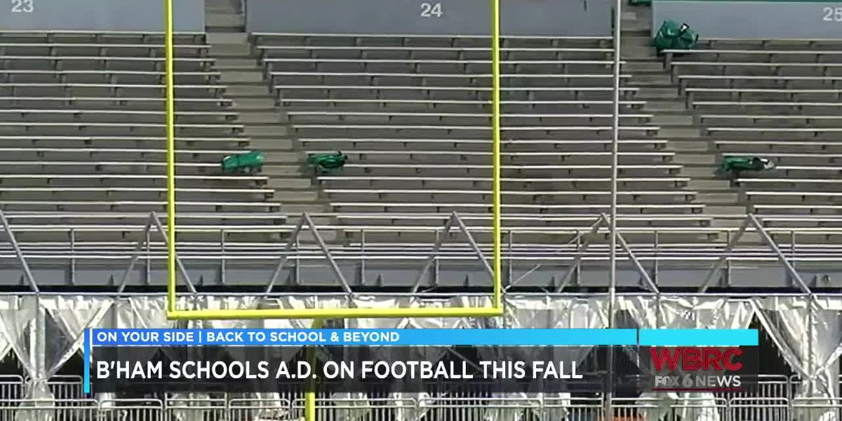 Birmingham City Schools limiting the amount of fans in the stadium for High School football