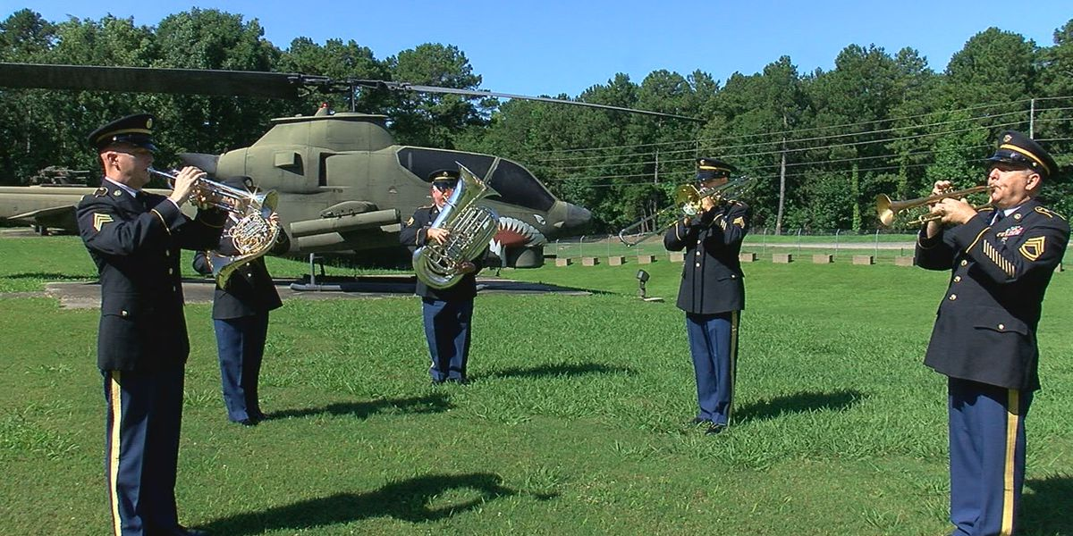 The 313th United States Army Band to perform National Anthem virtually for Geico 500