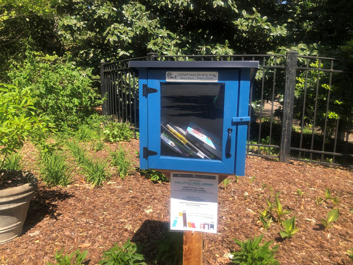 Hoover Public Library aims to expand accessibility to books through Little Free Libraries
