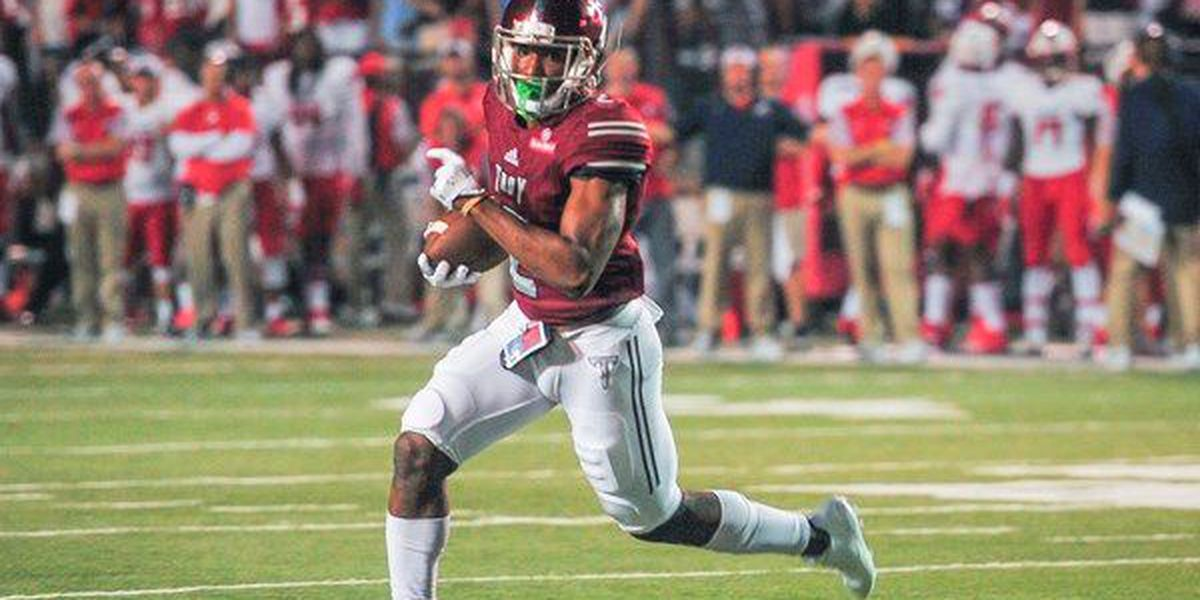 Troy University announces death of former wide receiver