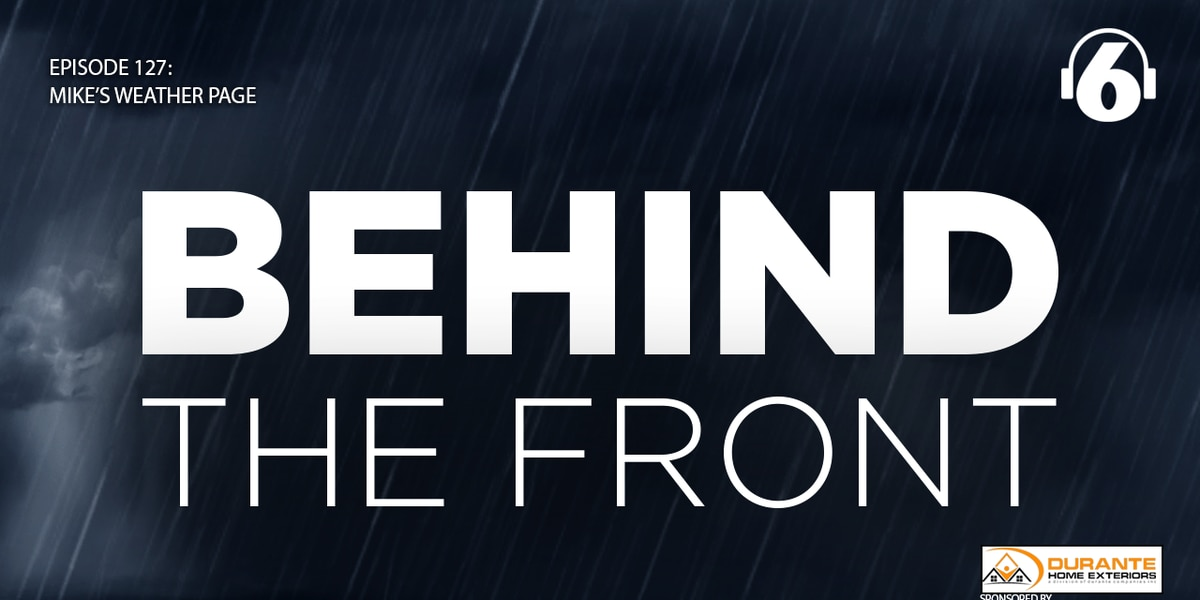 Behind the Front: Mike's Weather Page