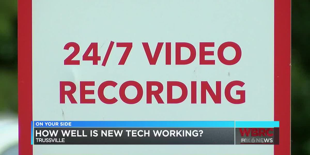 How well is new tech working in Trussville?