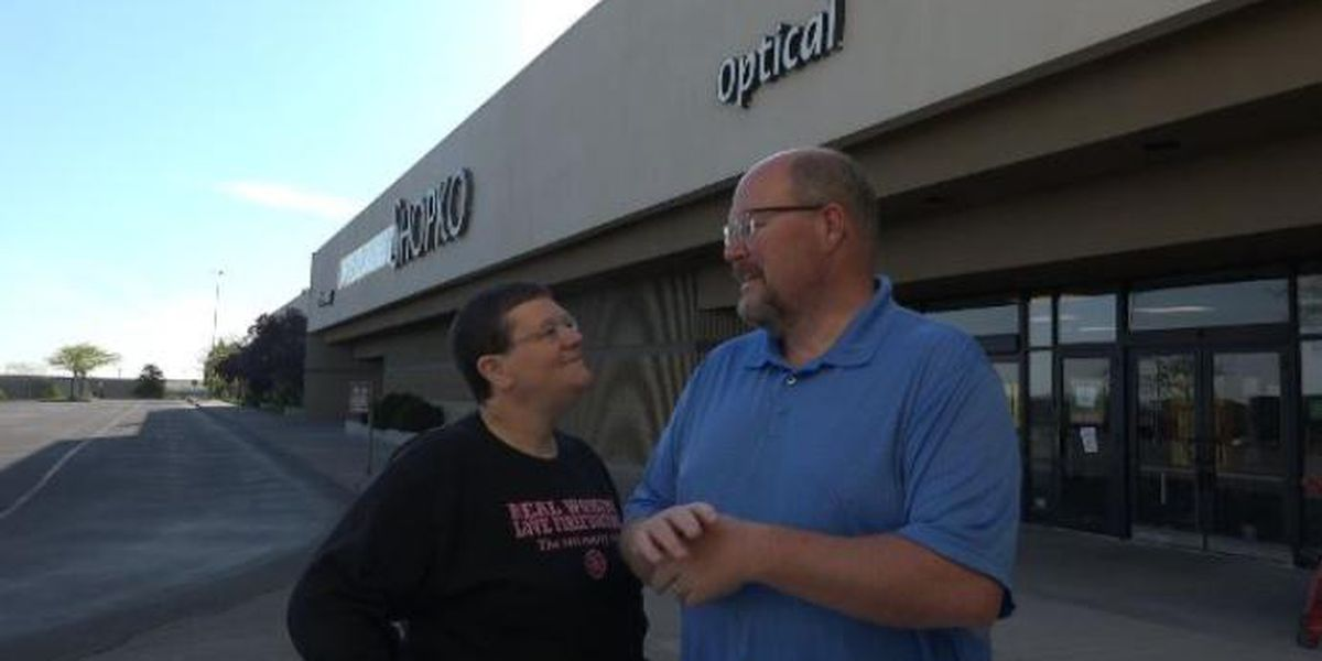 East Coast couple heads back to Idaho Shopko where they met before the store closes
