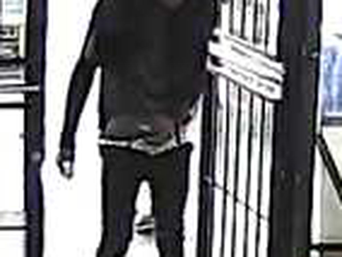 B'ham police asking for help identifying suspect