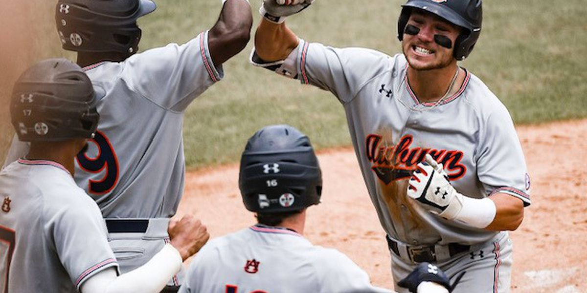 Auburn headed to College World Series for first time since 1997