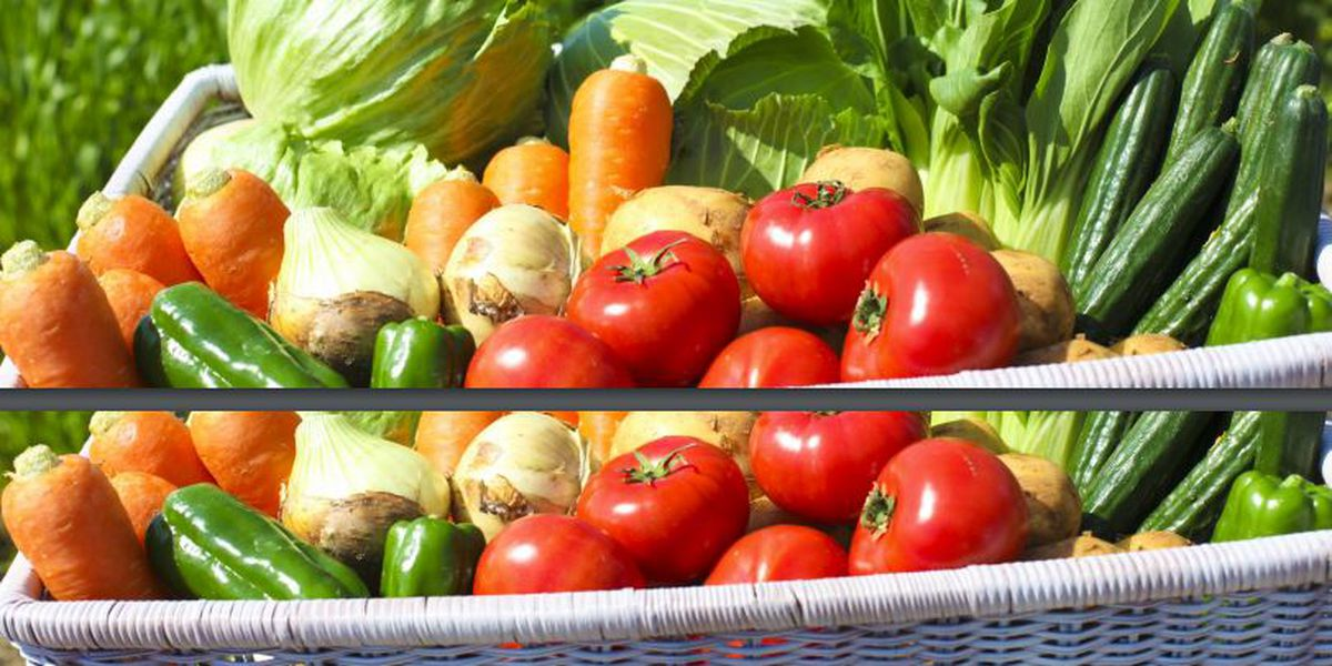 Farmers to Families: YMCA food box program