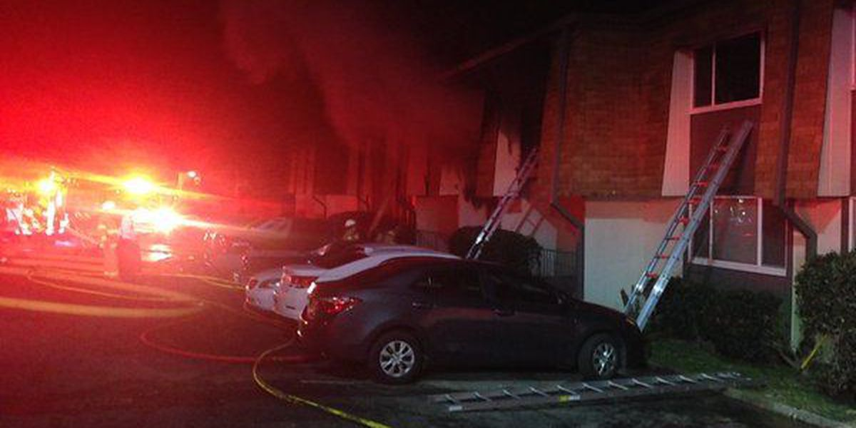 2 women killed in Vestavia Hills apartment fire: Live reports beginning at 5 a.m.