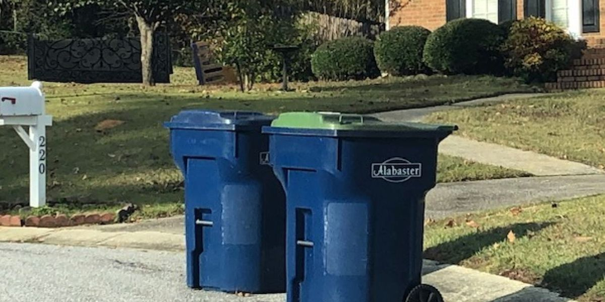 Alabaster debates changes to city debris pick up