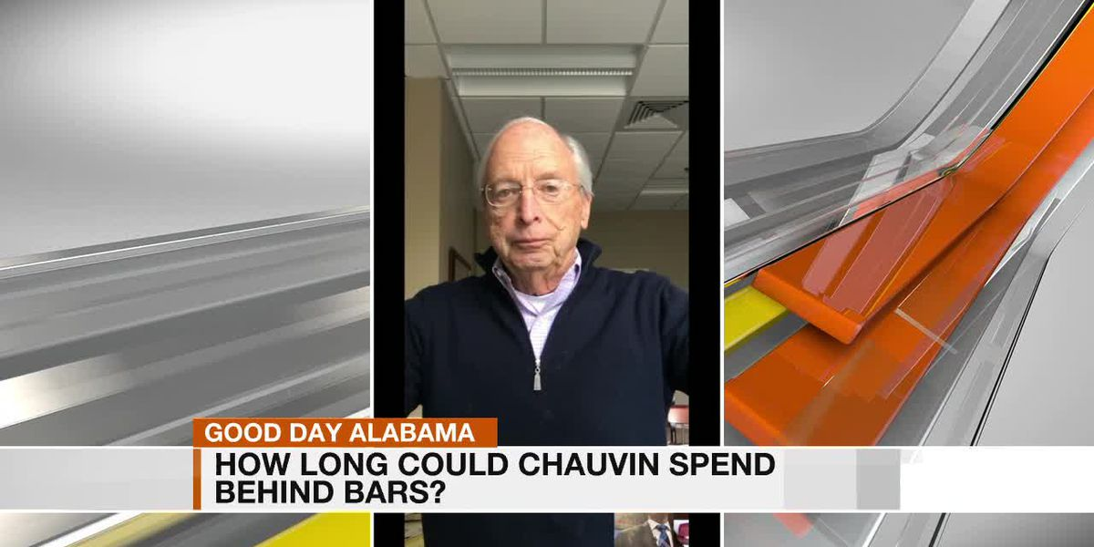 B'ham judge legal analysis after Chauvin found guilty on all 3 counts