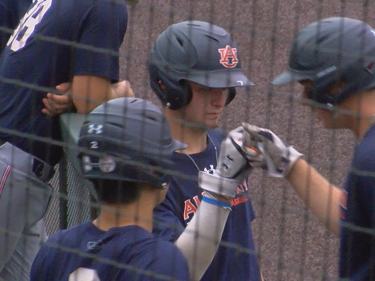 "Auburn Baseball ""Clicking on all Cylinders"" ahead of Super Regionals"