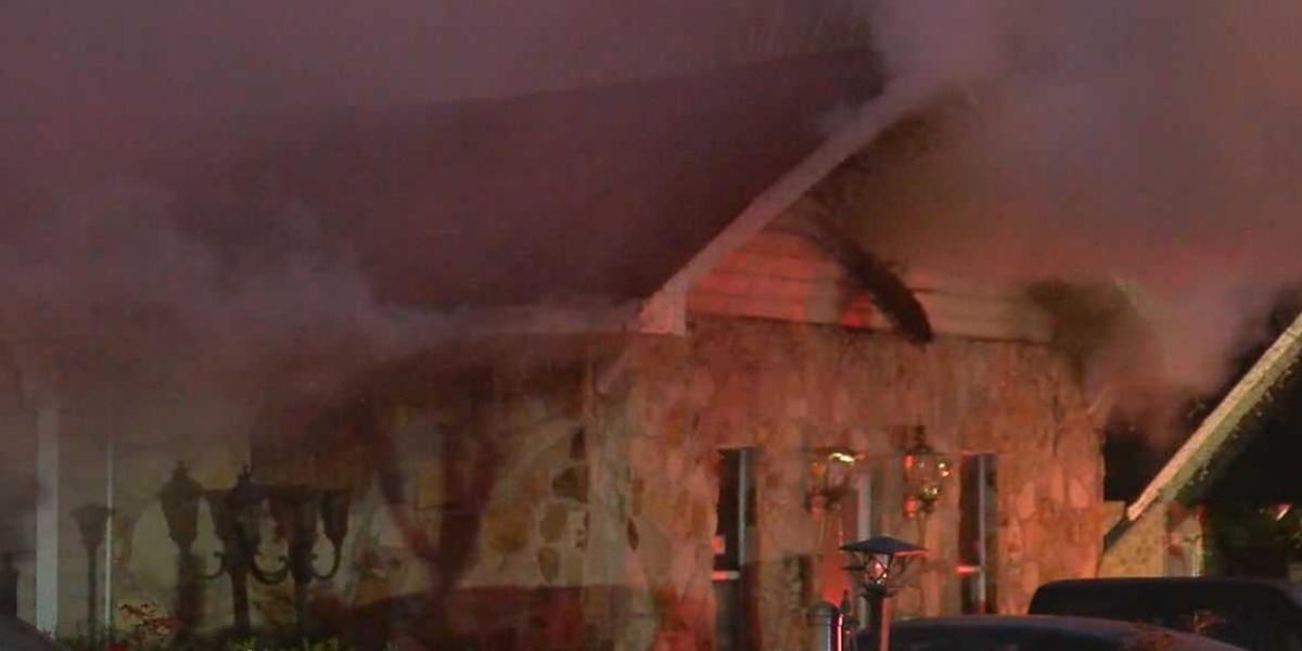House fire under investigation in Birmingham