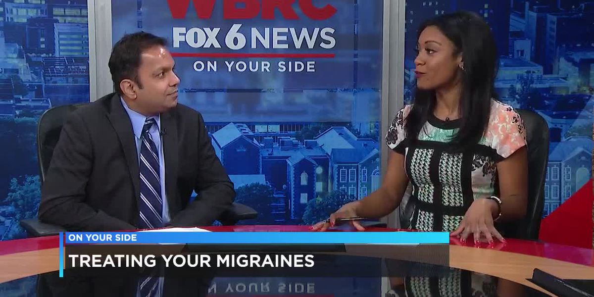 Ask the Doctor: Treating Migraines