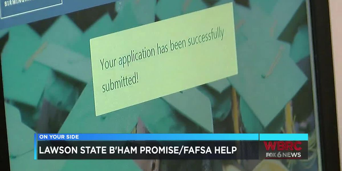 B'ham promise FASFA help at Lawson State