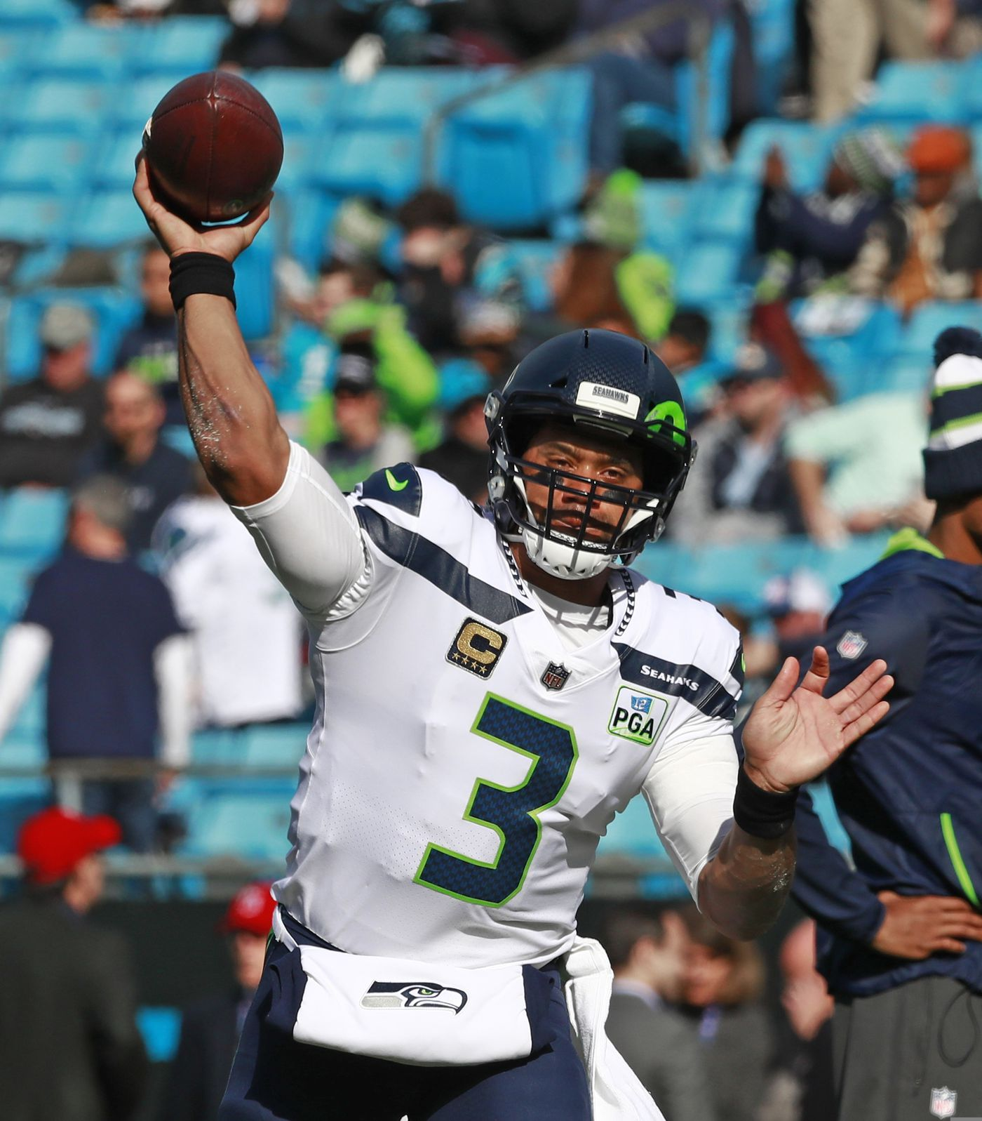 25 30 Seattle: Wilson Leads Seahawks' Rally In 30-27 Win Over Panthers