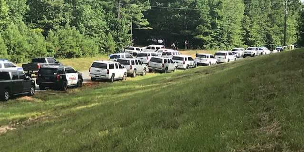Suspect dies from self-inflicted gunshot wound after hours long standoff in Tuscaloosa County