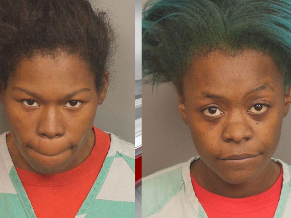 Birmingham PD: Two suspects arrested, facing charges after 2-year-old shot last month