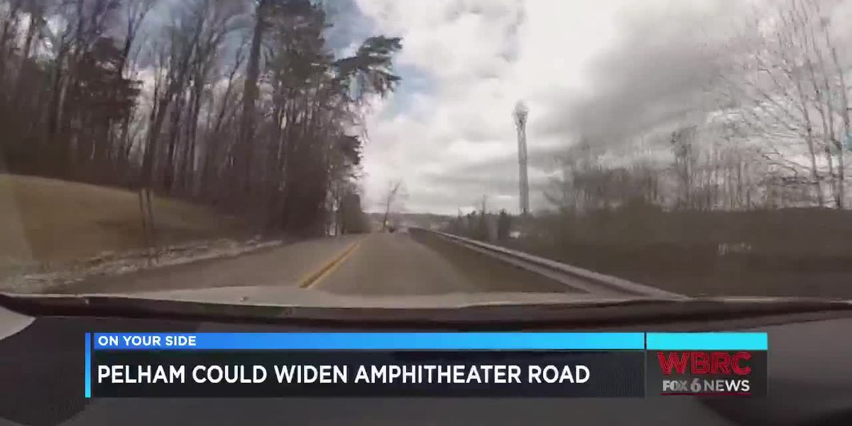 Pelham could widen Amphitheater Road