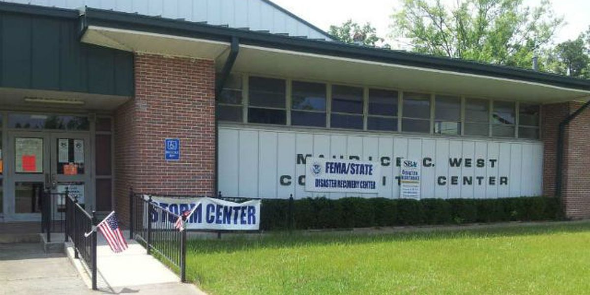 8 FEMA disaster recovery centers remain open to help residents