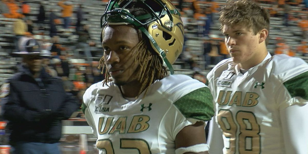 Turnovers costly in UAB's 30-7 loss to Tennessee