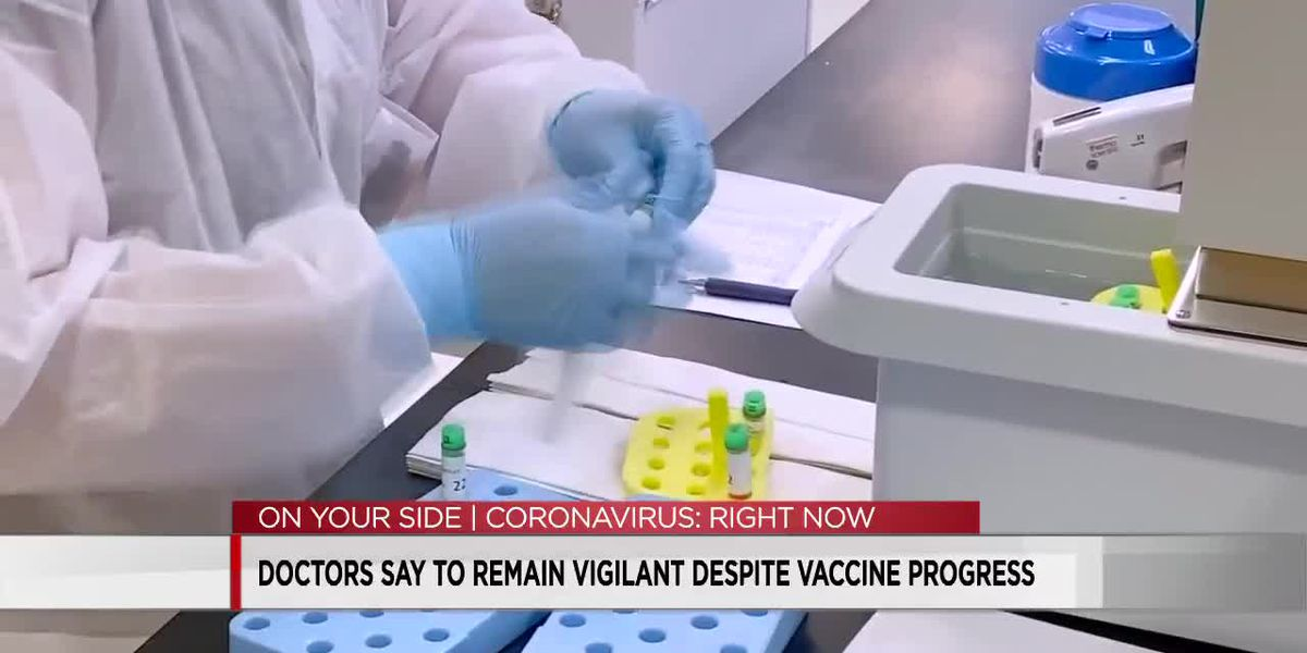 UAB director of infectious disease gives update on increasing COVID-19 numbers