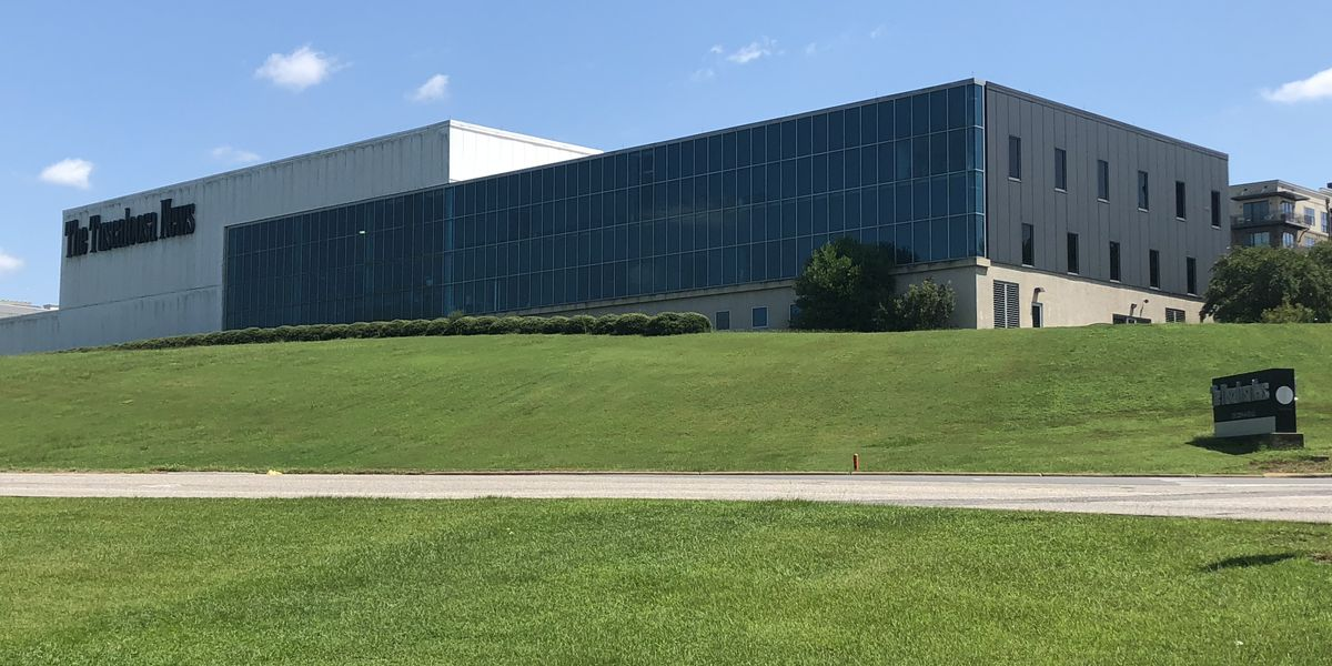 City of Tuscaloosa wants to buy the Tuscaloosa News building