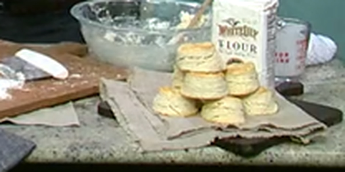 Brian Hart Hoffman: Buttermilk Biscuits with White Lily Flour
