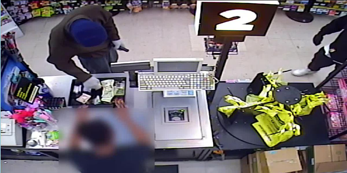 Gadsden police need help finding two robbery suspects