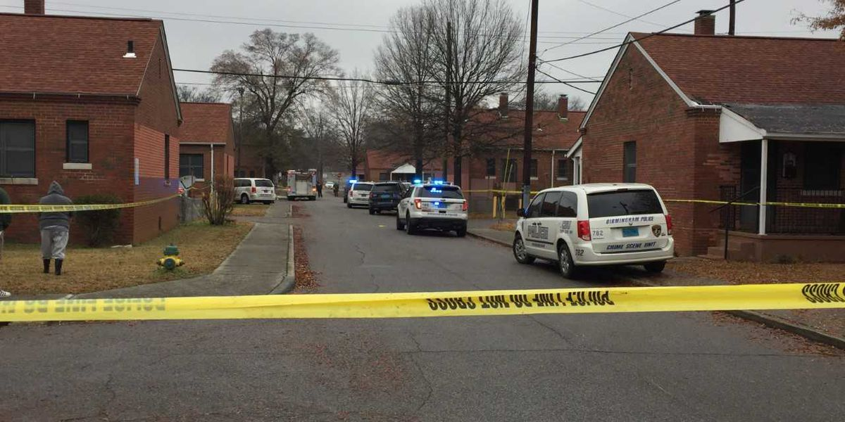 1 dead, 2 injured in North Birmingham shooting