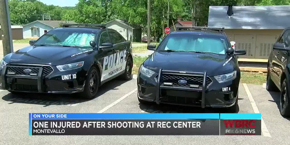 1 injured after shooting at Montevallo Recreation Center