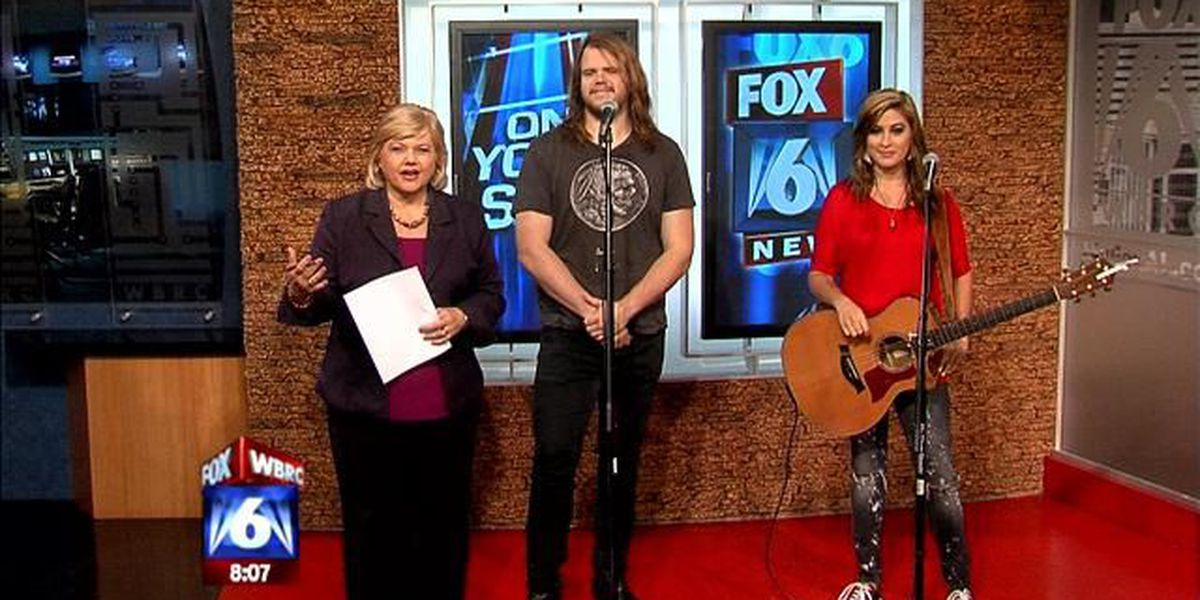 American Idol contestants Caleb Johnson & Jessica Meuse joined us, Stewart Welch talked about life insurance & Jeh Jeh joined us from the SEC Baseball Tournament