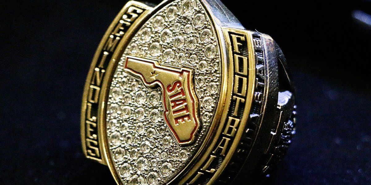 Karle's Korner: Get your ring yet? Why not? Florida State has one