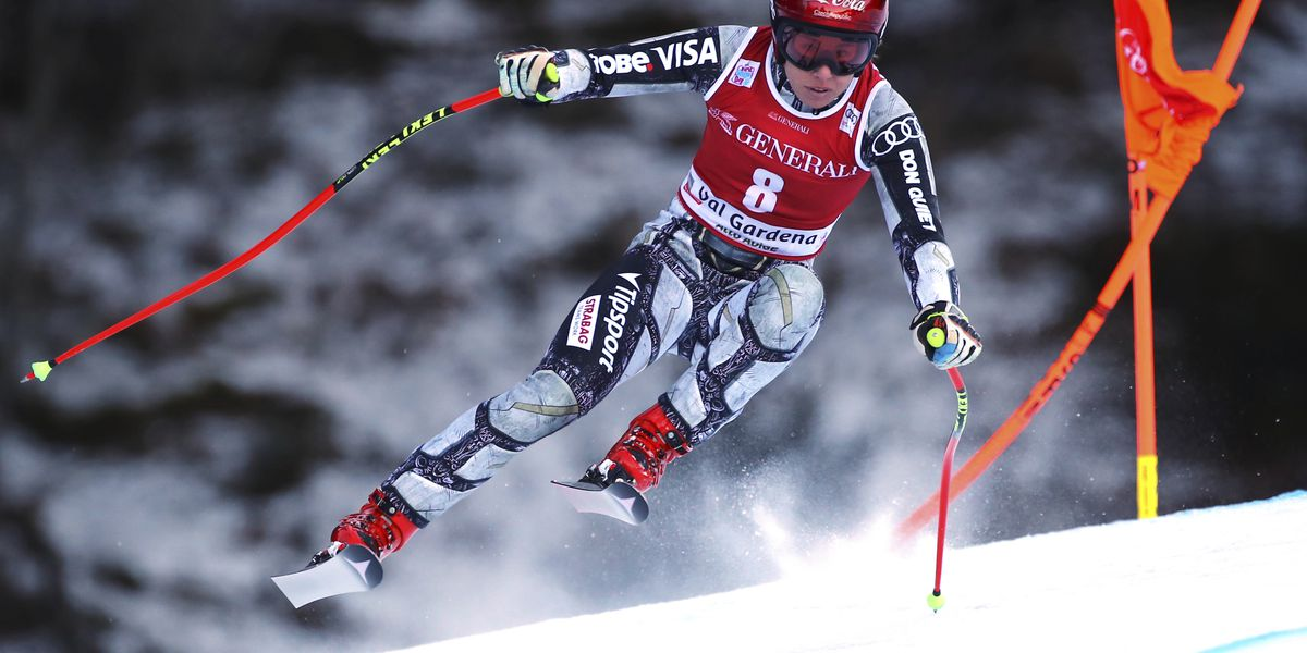 Skier-snowboarder Ledecka upset with worlds schedules