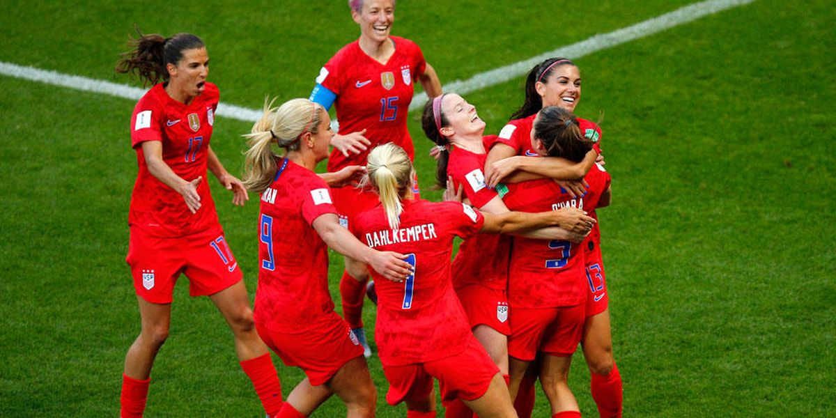 USWNT faces criticism for goal celebrations during historically lopsided win