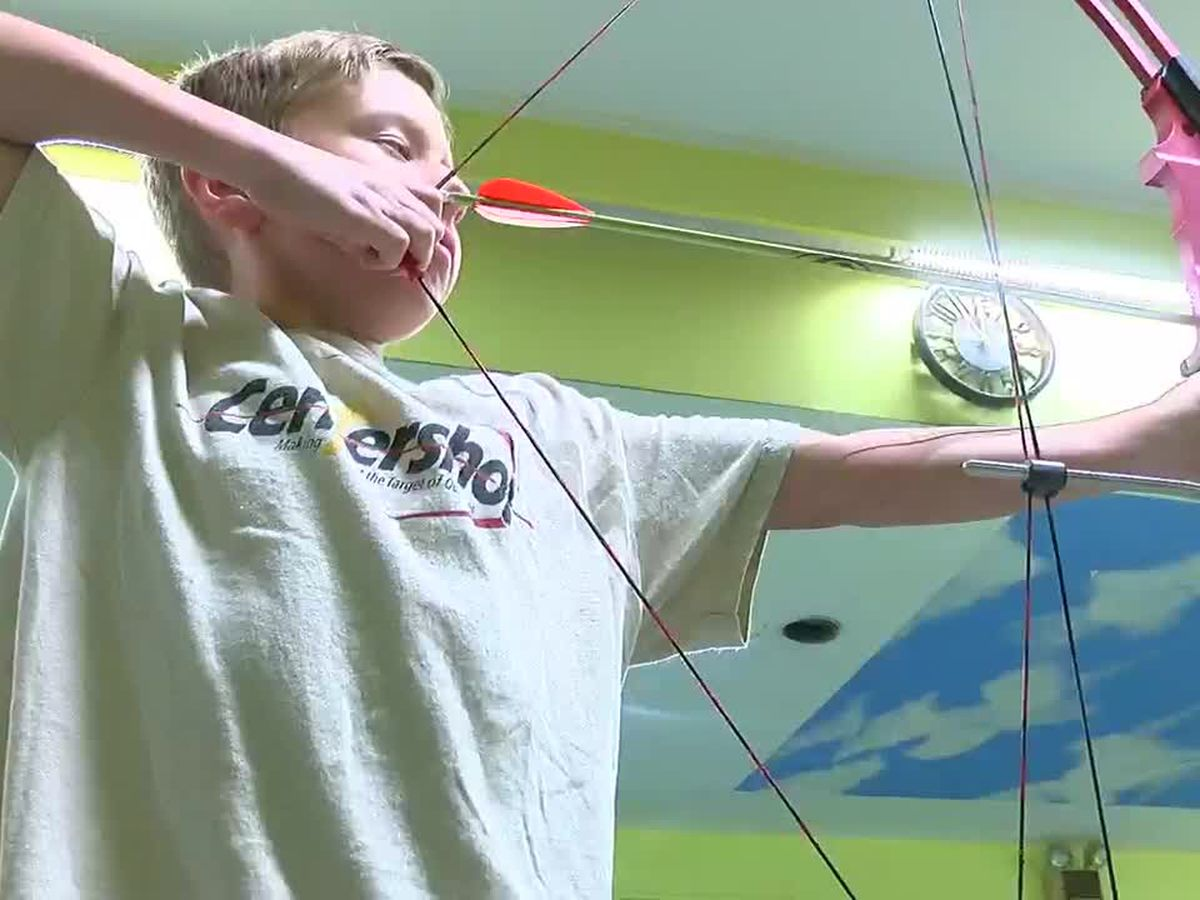Archery hits the target with God at CenterShot Ministries