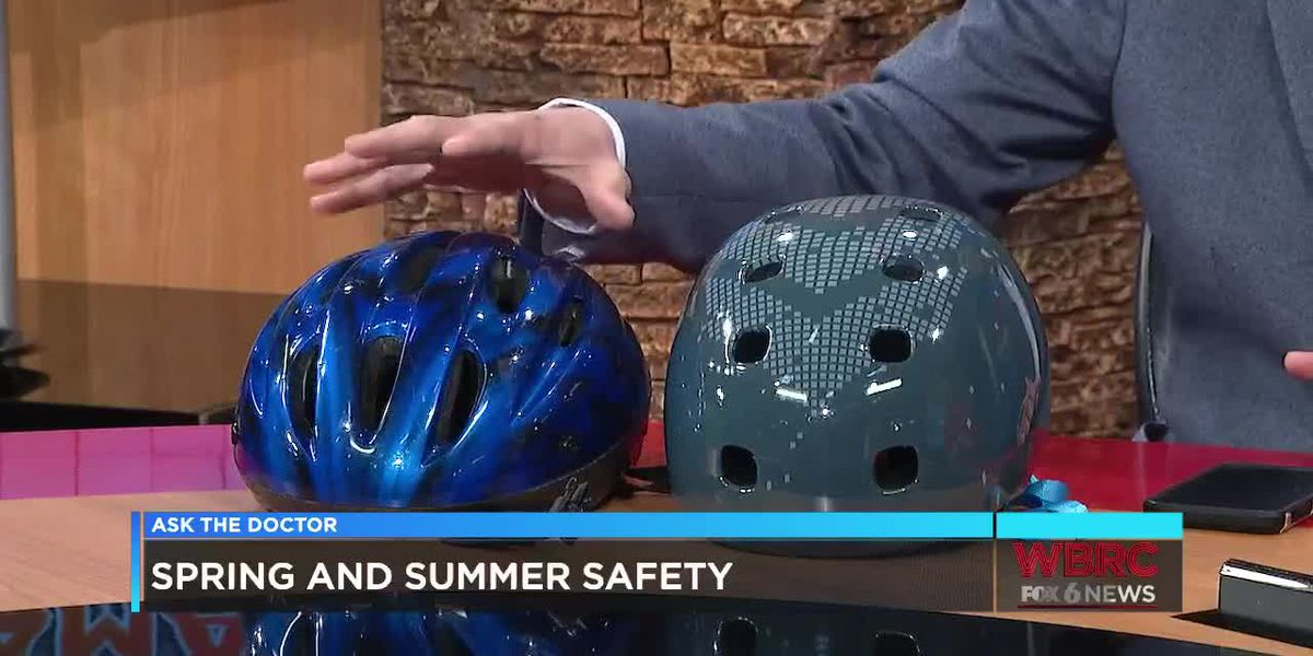Spring and Summer Safety