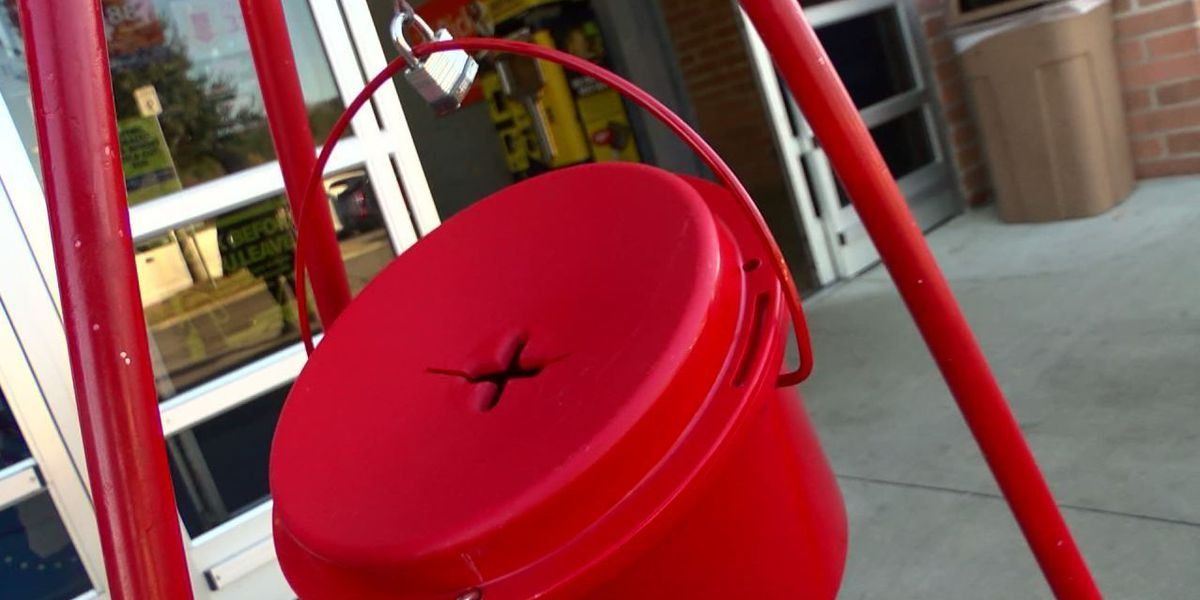 Red Kettle Campaign closes $78,000 down from last year
