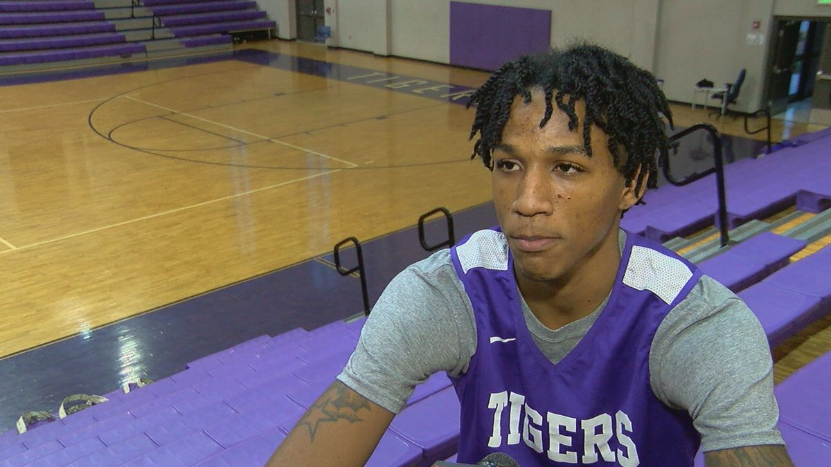 Bessemer City hoops star playing in memory of brother